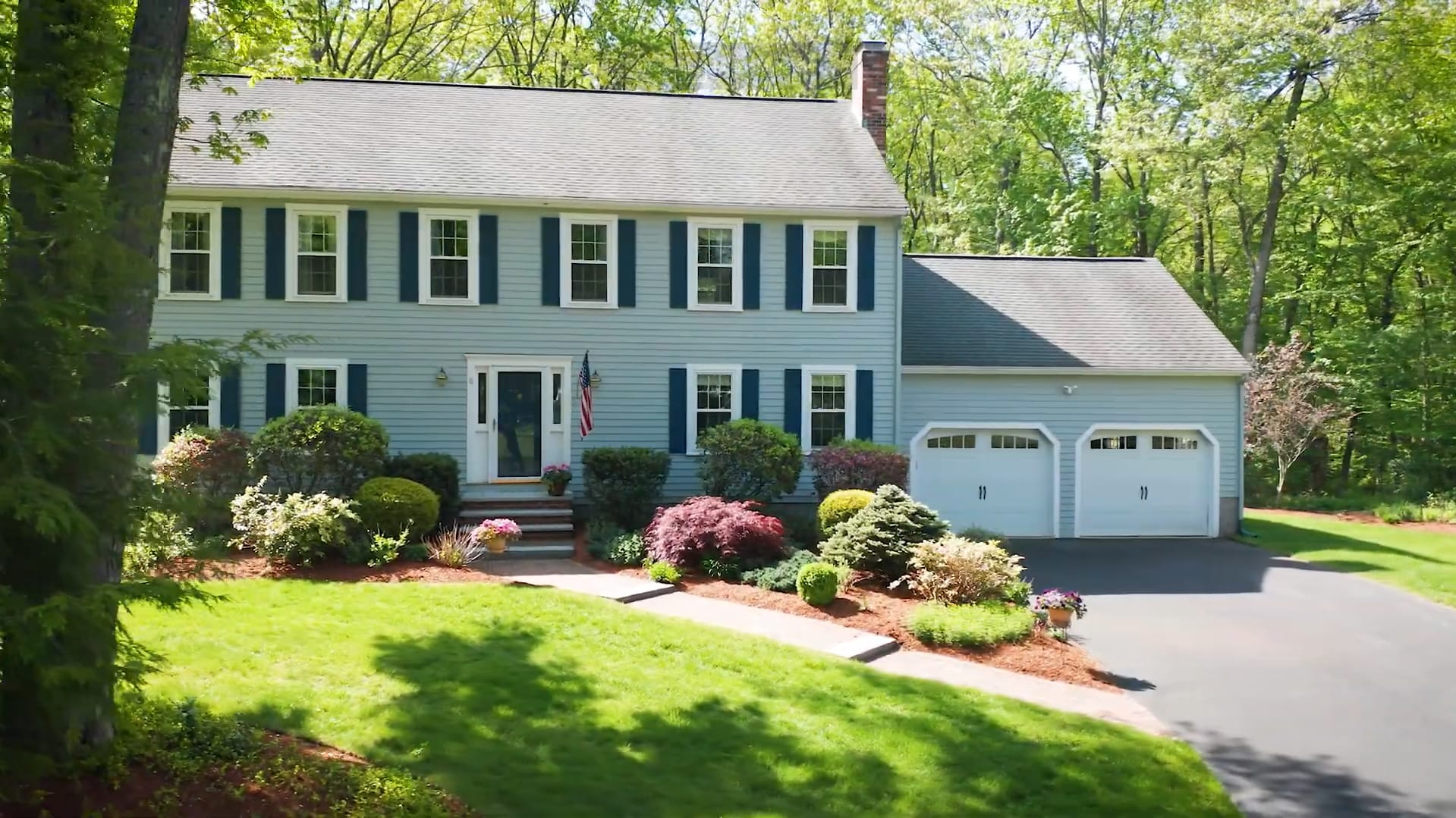 6 Langley Lane, Andover MA video preview