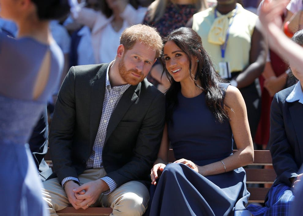 THE INDEPENDENT: Harry and Meghan got Santa Barbara home for 'a bargain' as value soars, claims estates agent