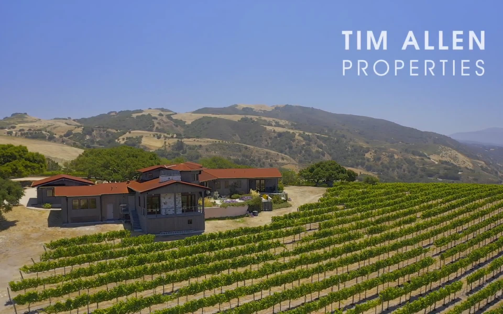 THE TALBOTT ESTATE & VINEYARDS - INTERVIEW & TOUR WITH ROBB TALBOTT video preview