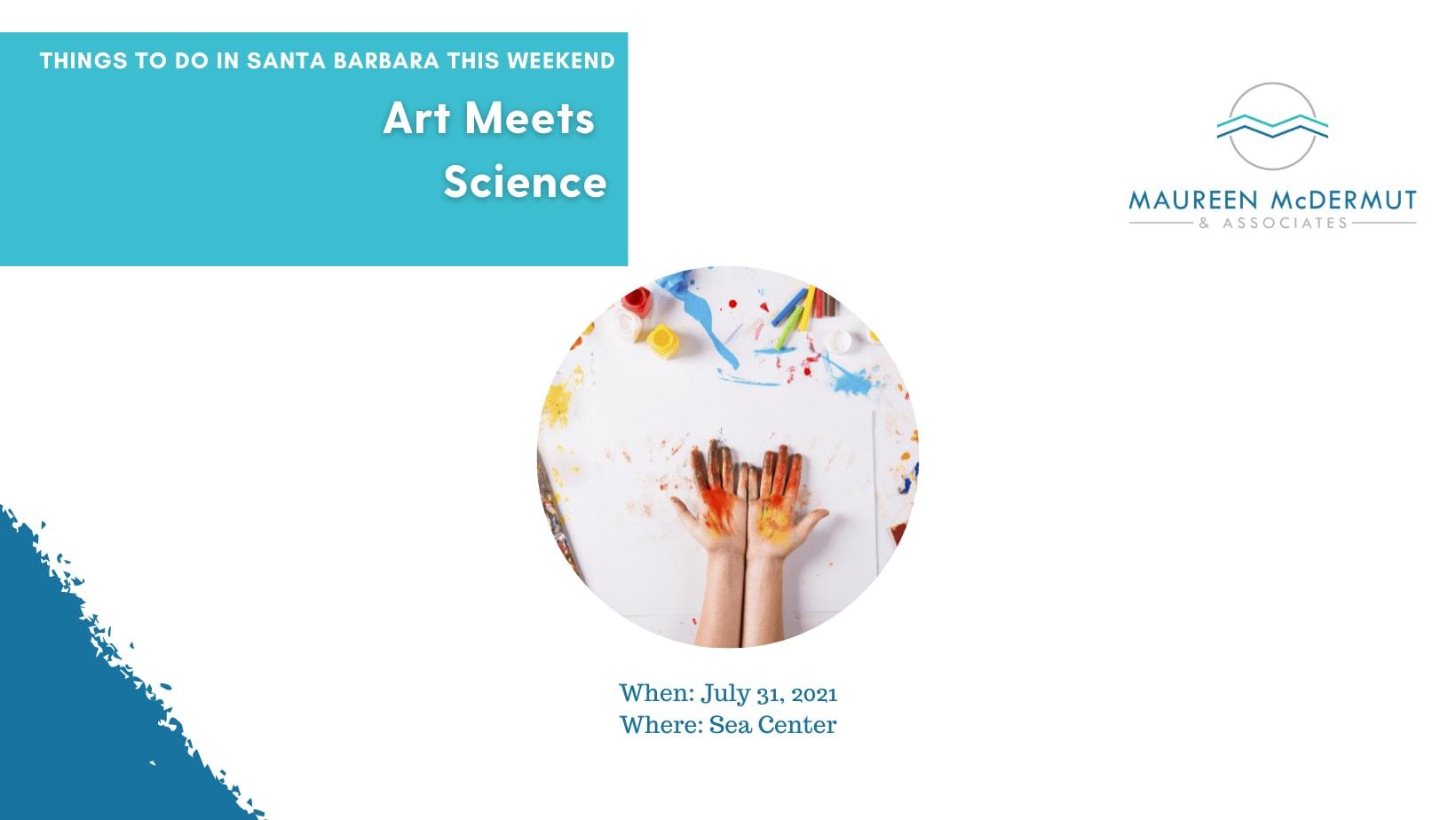 Art Meets Science image