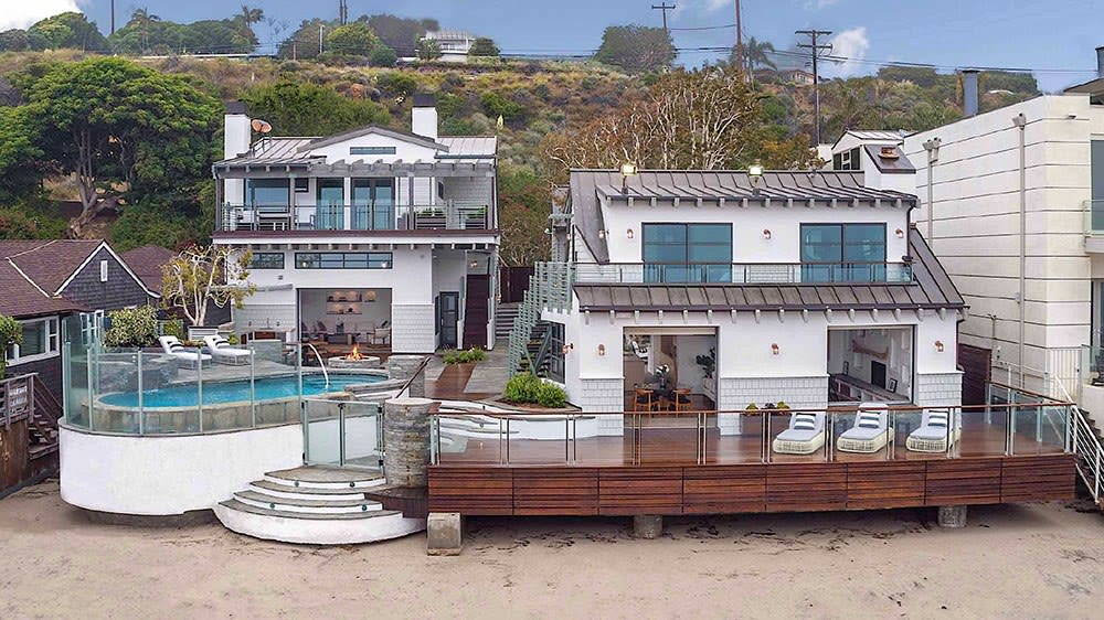 This 'Friends' Producer Just Listed His Malibu Beach Compound for $14 Million