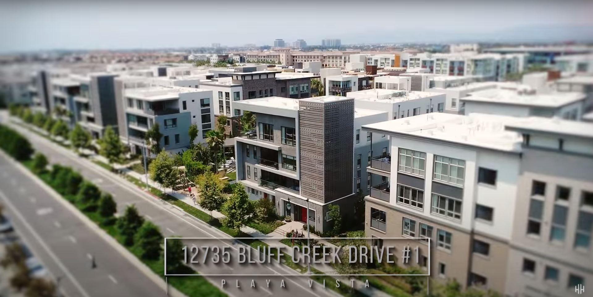 12735 Bluff Creek Drive #1 | Playa Vista video preview