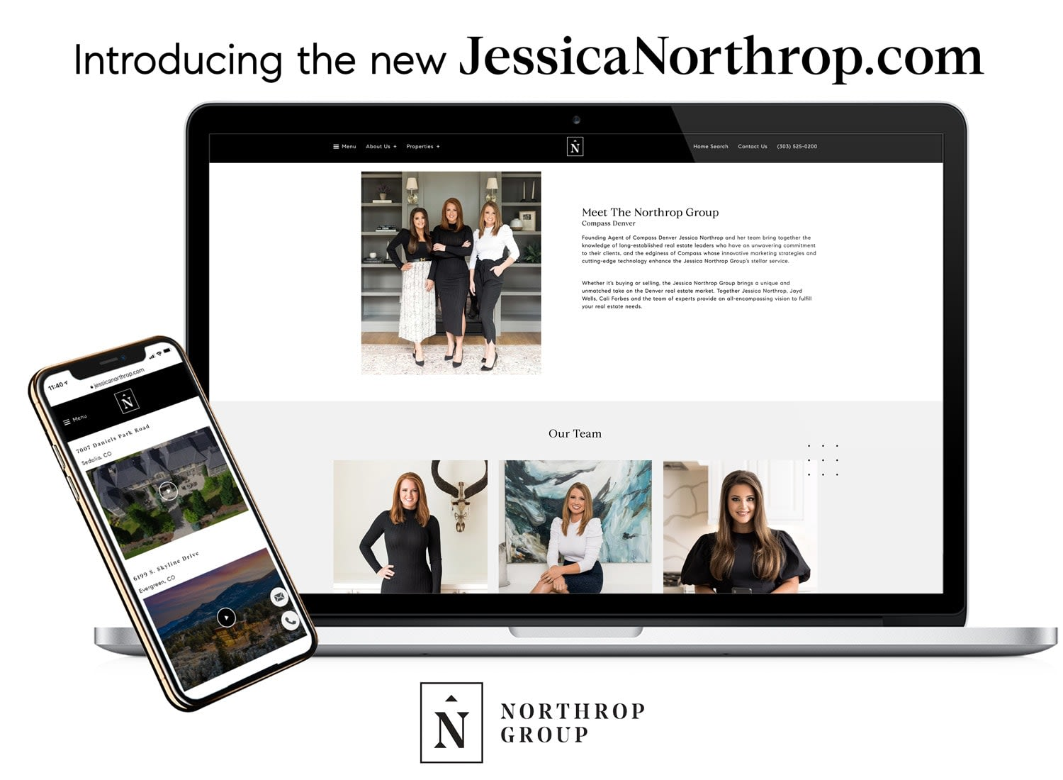 Welcome to the new Northrop Group website