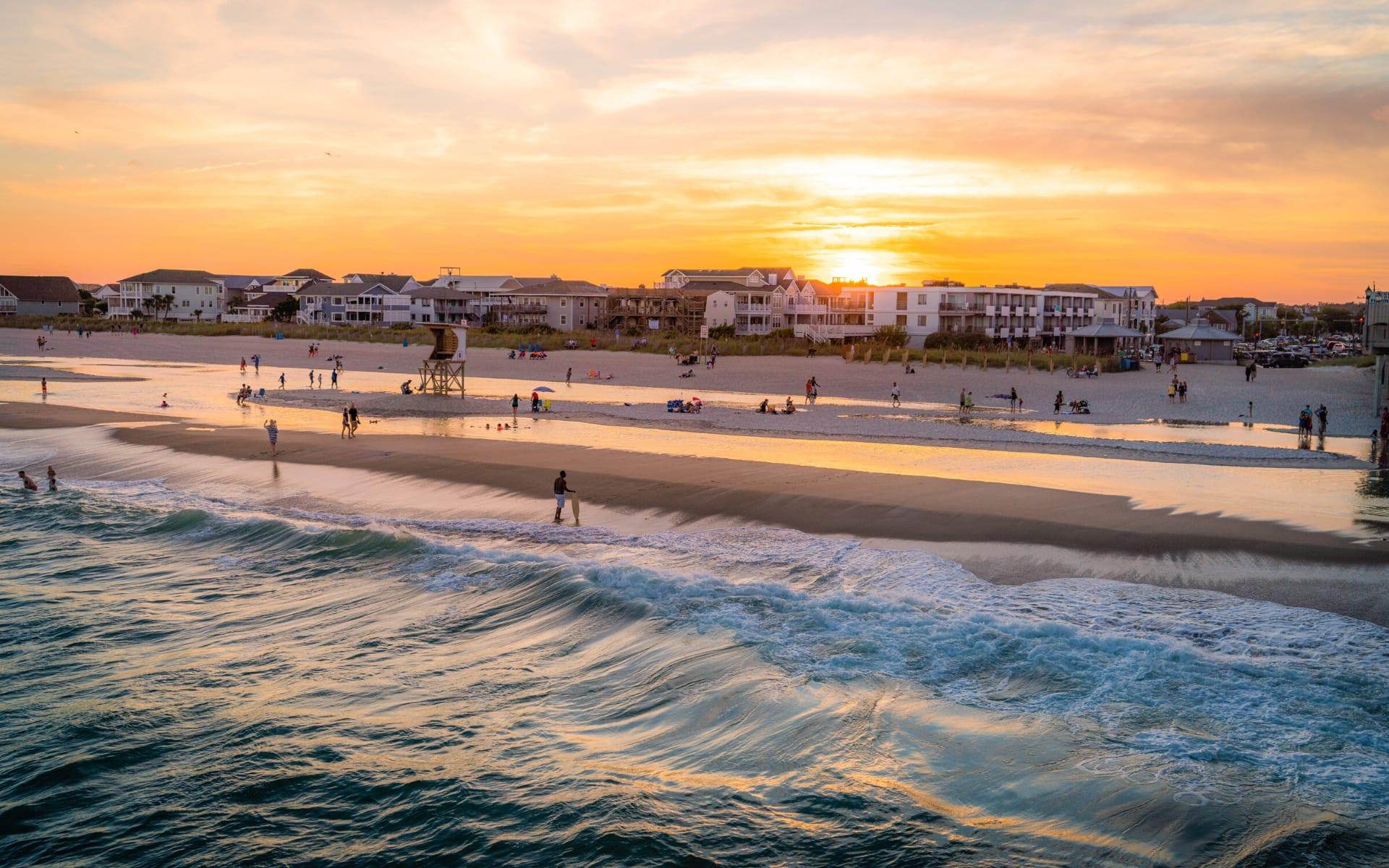 Top 5 Local Beaches