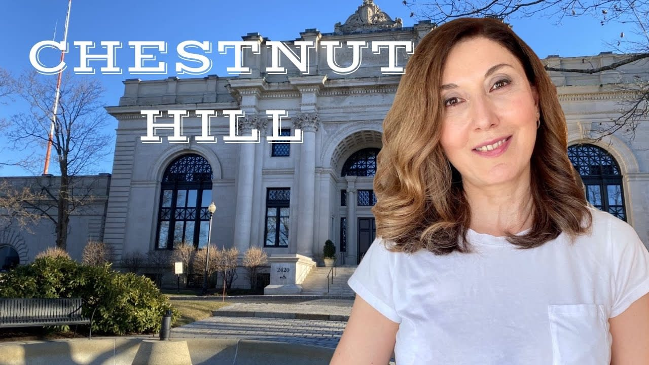CHESTNUT HILL, MA - what you need to know before moving here video preview