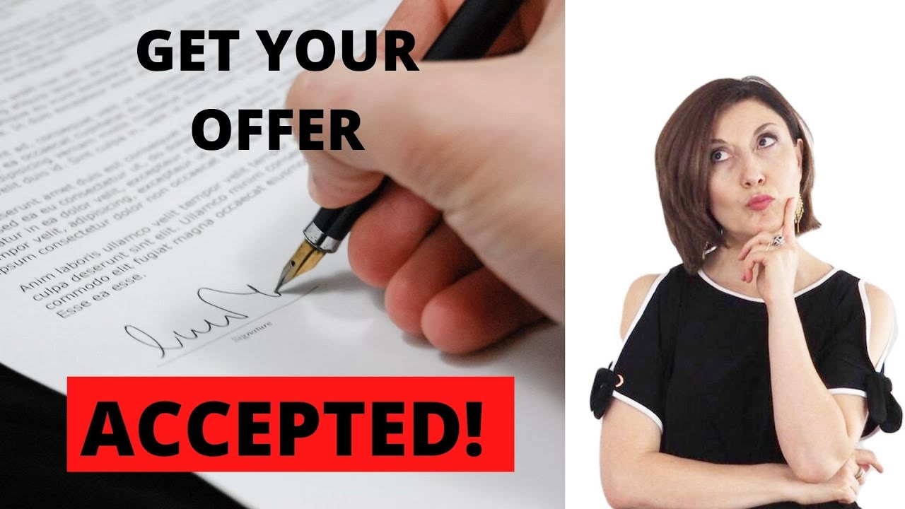 How to Get Your Offer ACCEPTED in 2020 video preview