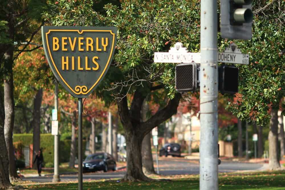Pickfair and Beverly Hills History