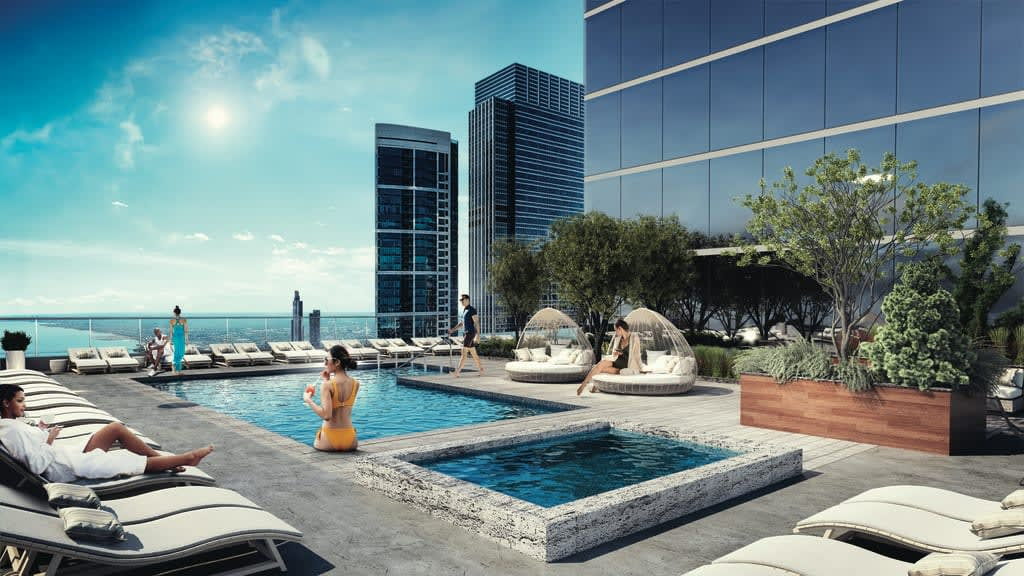 The Residences at The St Regis Chicago-Amenities video preview