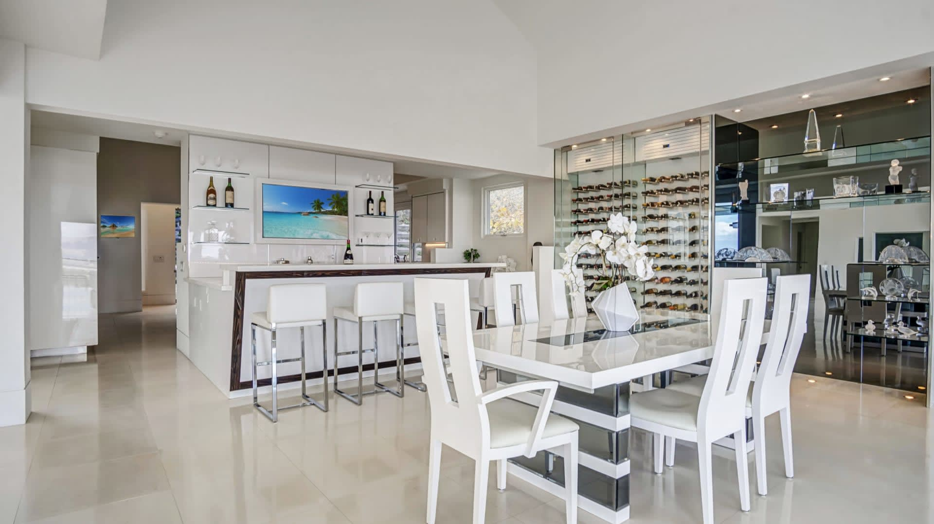 Bel Air View Contemporary Estate