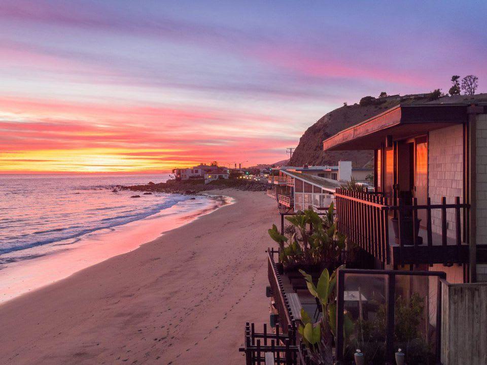Actor Stephen Dorff's Malibu Beach House Surfs Up For $8 Million