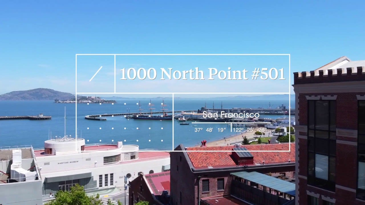 1000 North Point, Unit 501 video preview