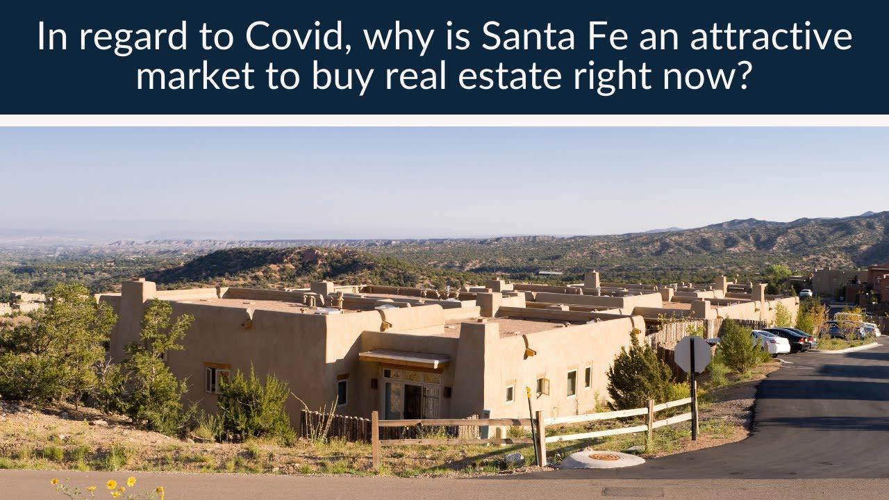 Q&A: Santa Fe COVID Market video preview