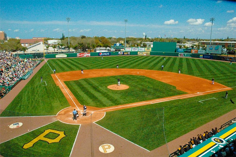 Pittsburgh Pirates announce limited capacity for upcoming spring in Bradenton
