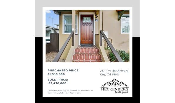 217 Vera Ave Redwood City, CA 94061 image
