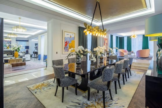Did We Uncover the World's Most Inspiring Dining Rooms? You Decide