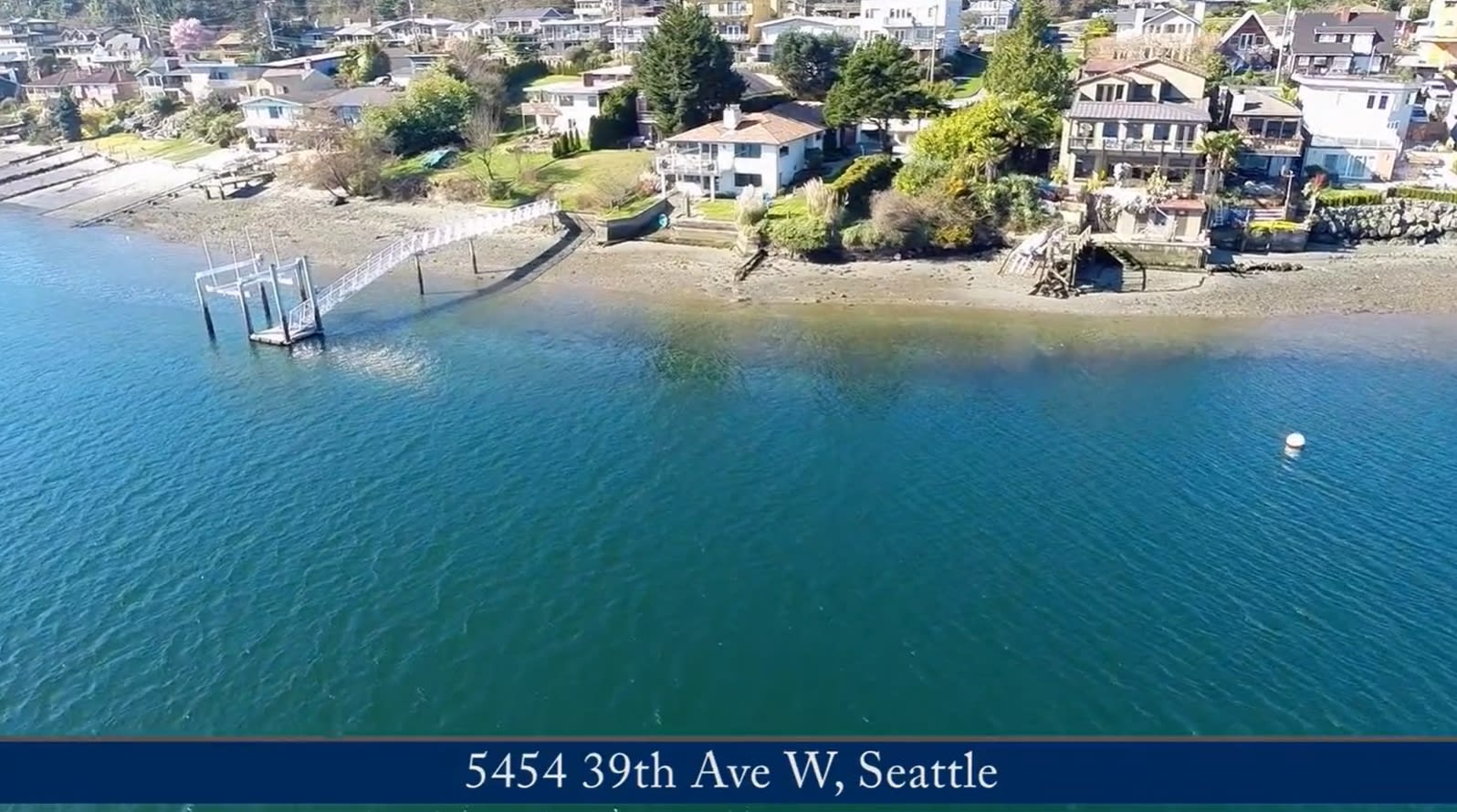 5454 39th Ave W, Seattle - Waterfront In Magnolia video preview