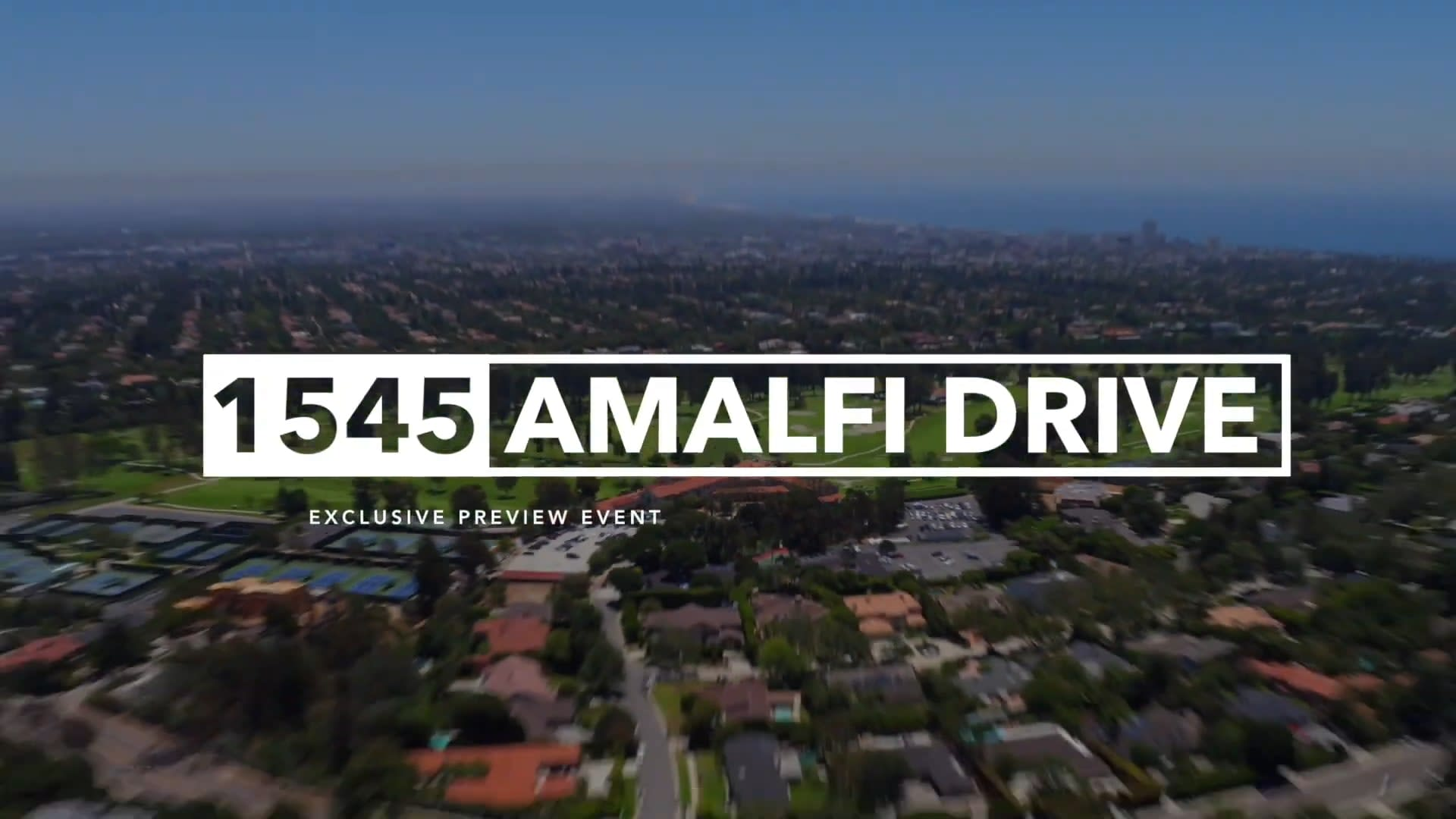 1545 Amalfi Drive - Twilight Event V1 video preview
