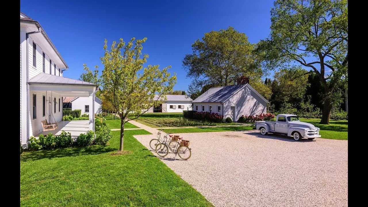 Narrow Lane Farm, Sagaponack, New York video preview