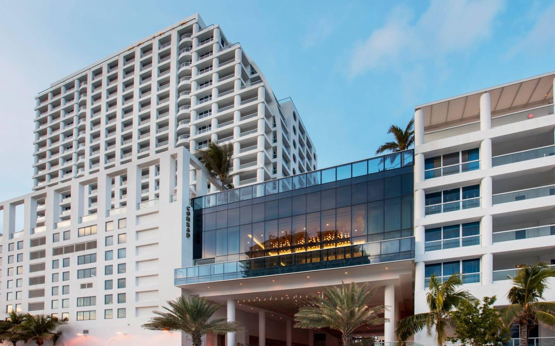 The Ocean Resort Residences | Conrad® Fort Lauderdale Beach