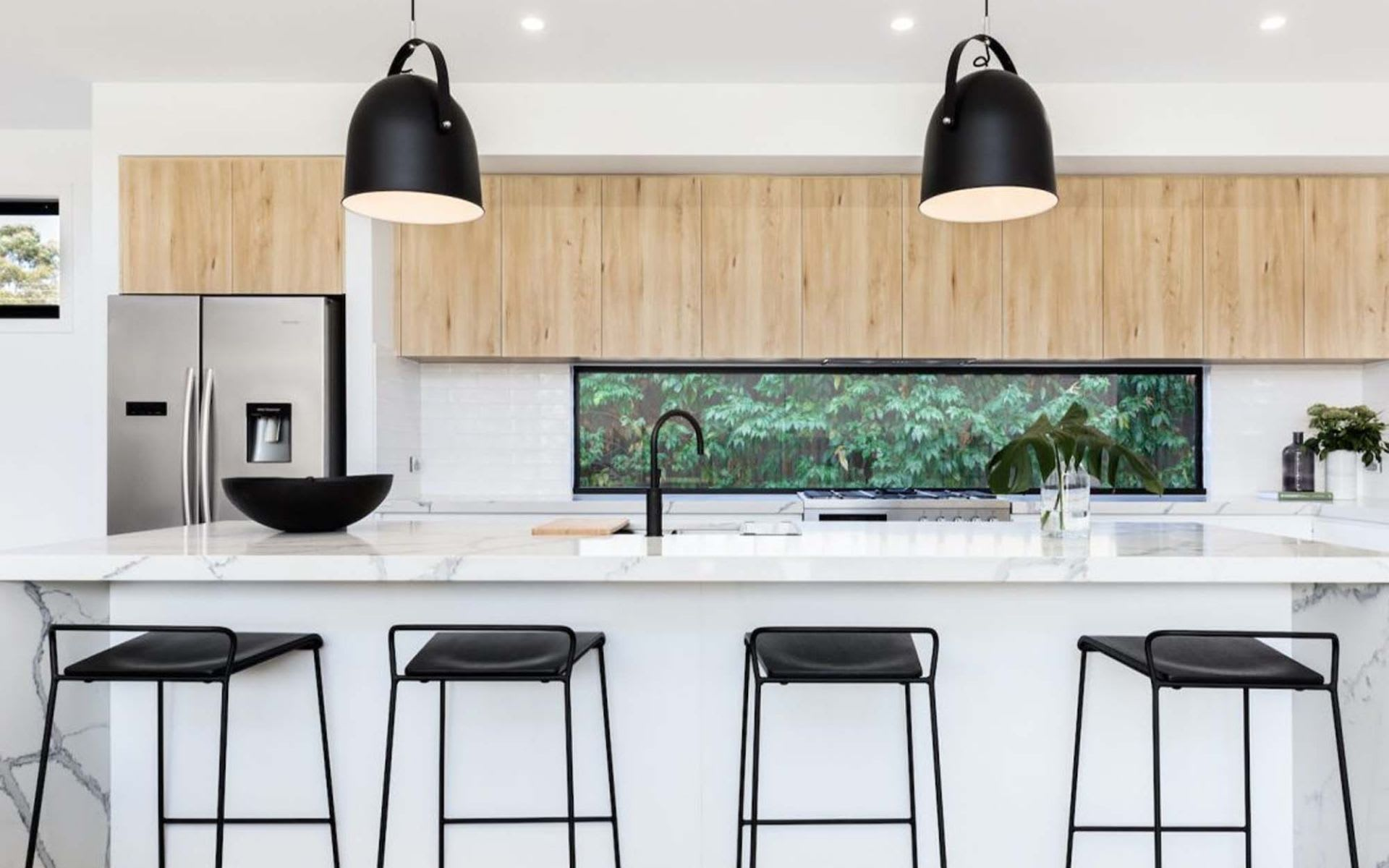 Kitchen Countertop Looks That Are Hot Right Now