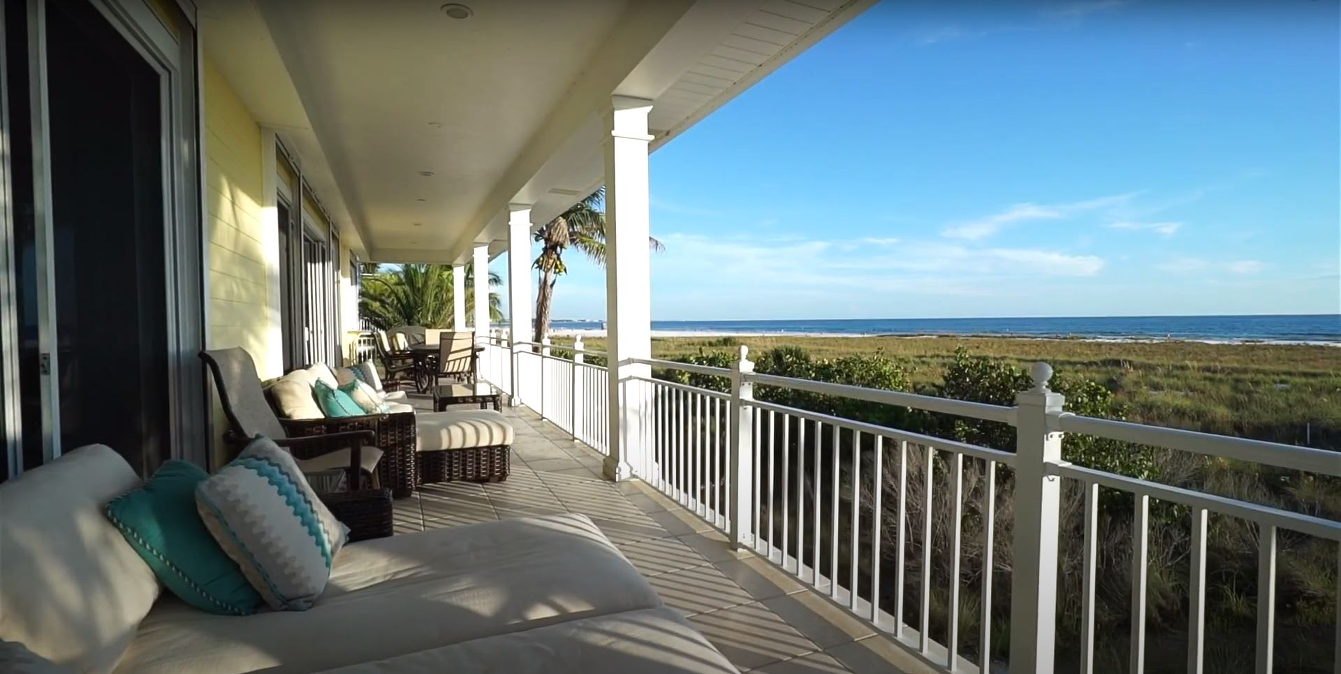 """""""The Belle Of The Beach"""" Siesta Key, Florida Home For Sale At 636 Beach Road video preview"""