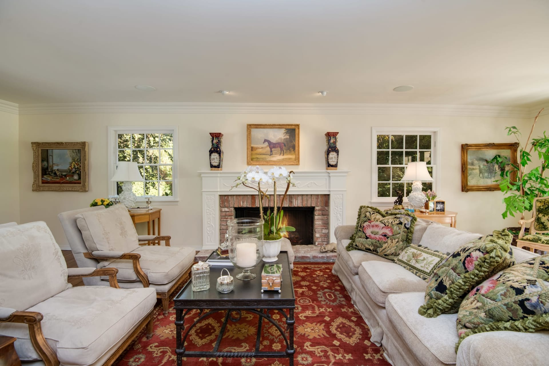 Enchanting Traditional Beverly Hills Estate