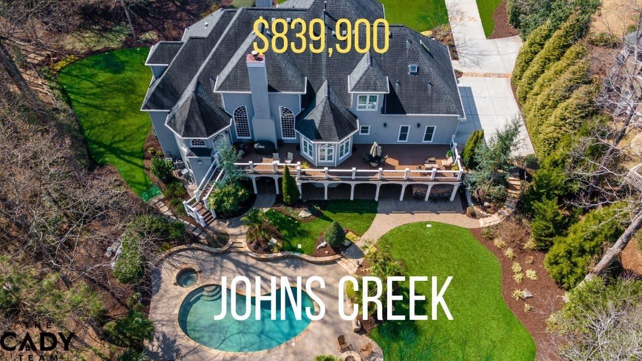 12235 Meadows Ln | Johns Creek, GA video preview