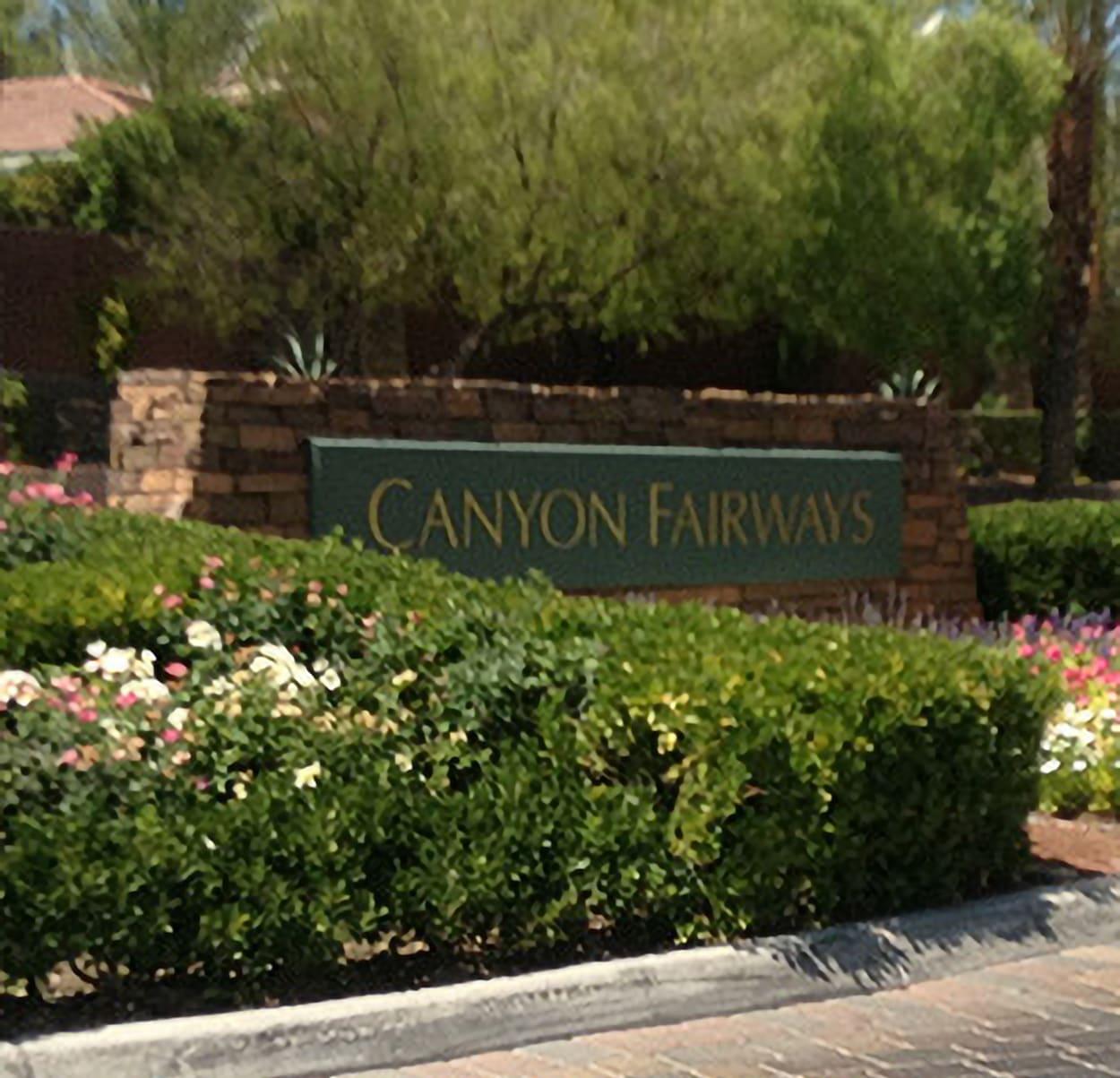 Canyon Fairways