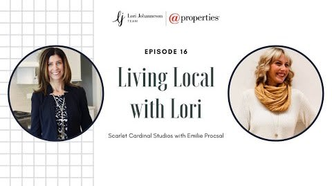 Living Local with Lori   Episode 16   Scarlet Cardinal Studios with Emilie Procsal video preview