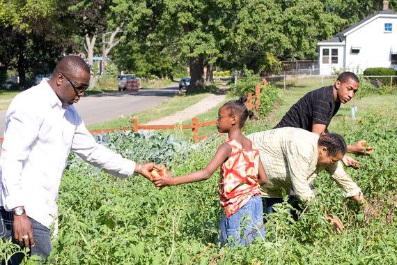 Raising Kids in the City of Detroit