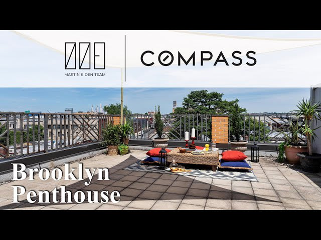 $700K Penthouse in Brooklyn, NYC video preview