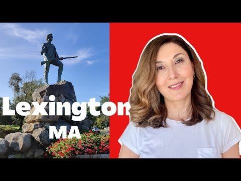 Lexington, MA II Boston Suburbs video preview