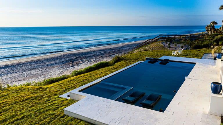 A Splendid Southern Estate In Ponte Vedra Beach By Kim Martin-Fisher And Jennifer Martin Faulkner