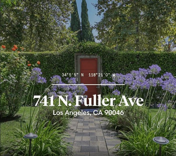 741 N. Fuller Ave. video preview