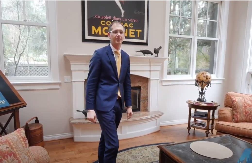 American Dream : Elegant Entertaining in Woodway, WA - Adam E. Cobb video preview