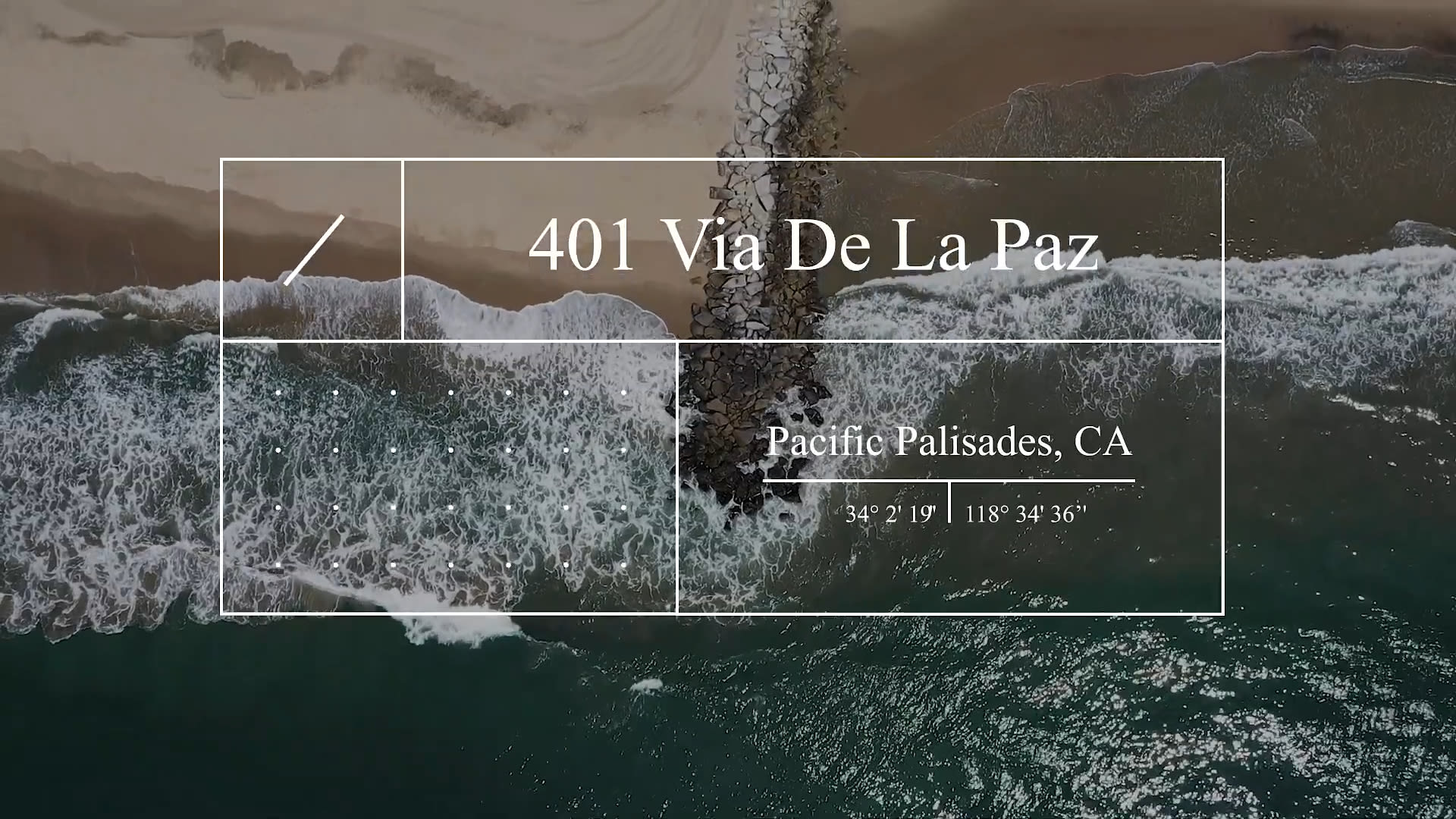 401 Via De La Paz Video video preview