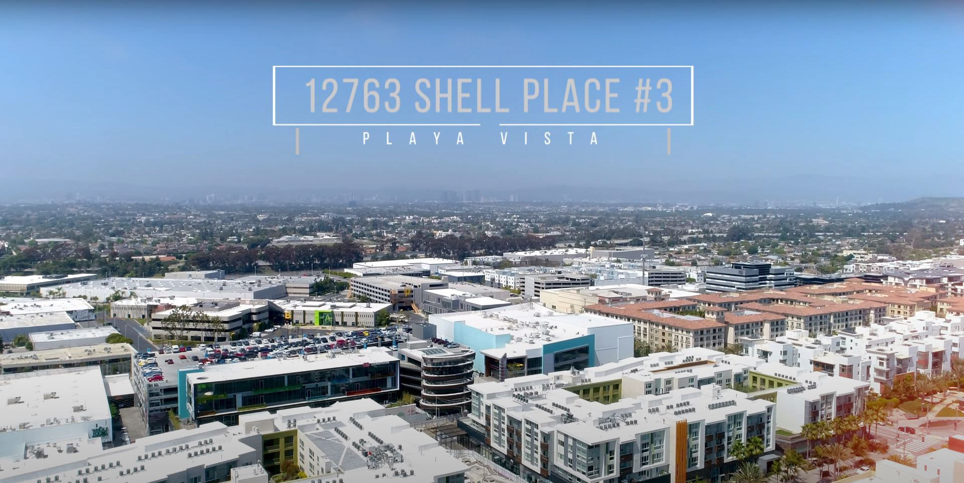 12763 Shell Place #3 | Playa Vista video preview