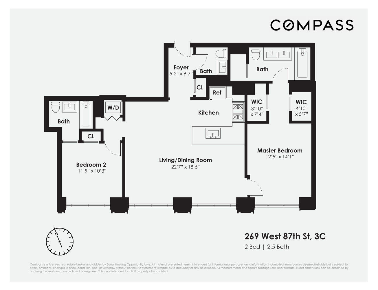 269 West 87th Street 3-C