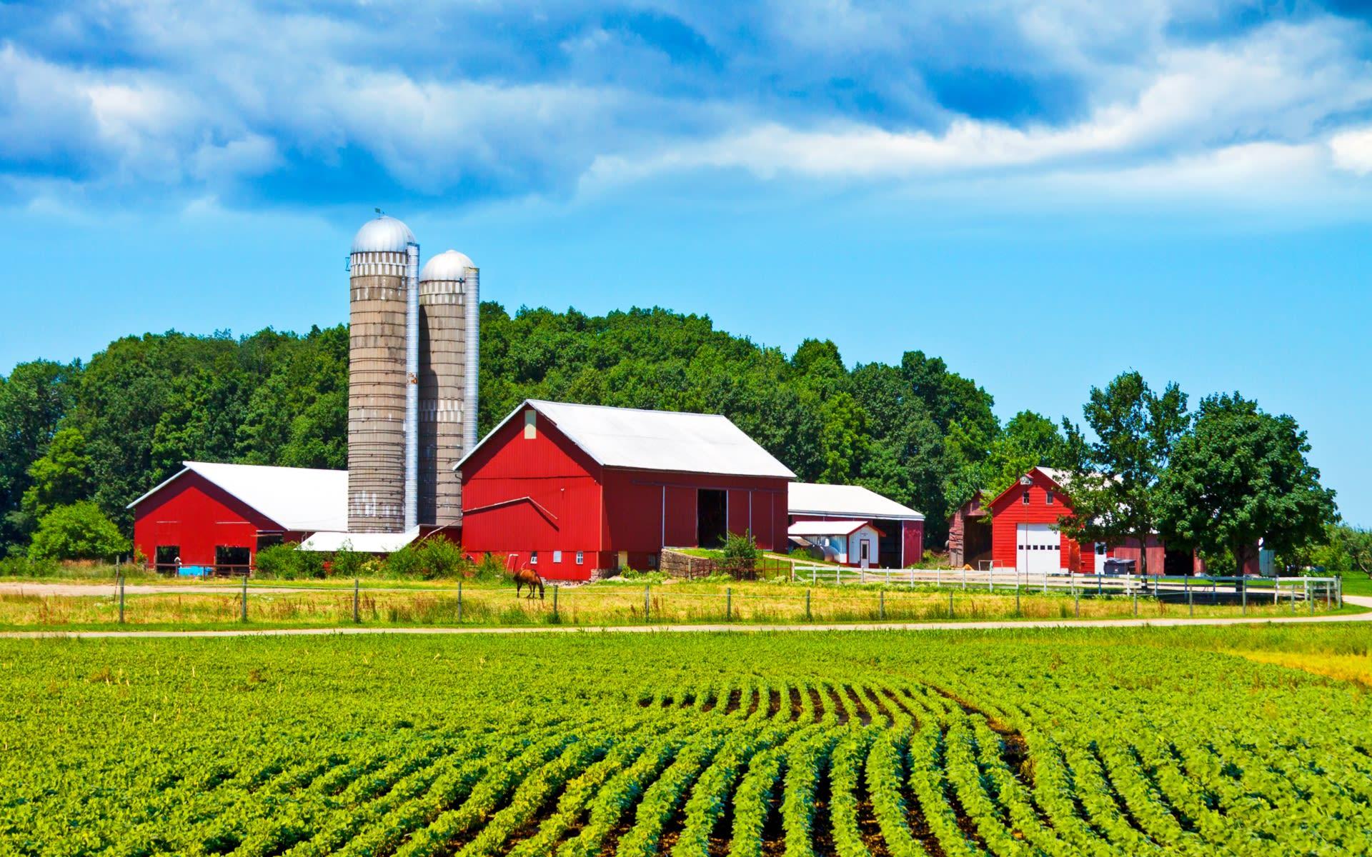 Acreage Properties & Hobby Farms