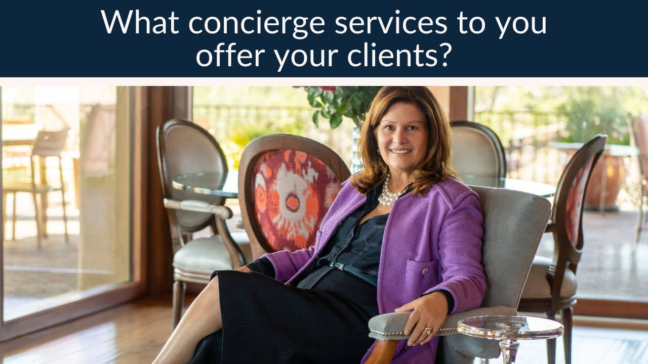 Q&A: Concierge Services video preview