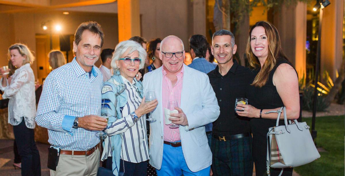 Tim Elmes Attends Prestigious International Luxury Alliance Network Event