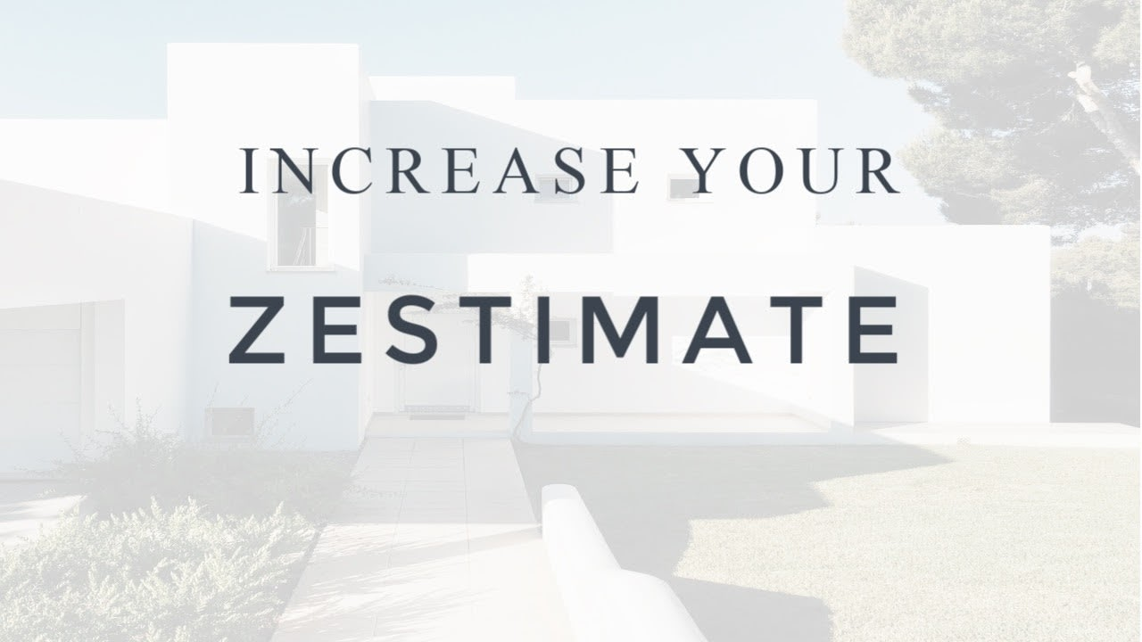 How to Increase Estimate on Zillow | Austin Real Estate video preview