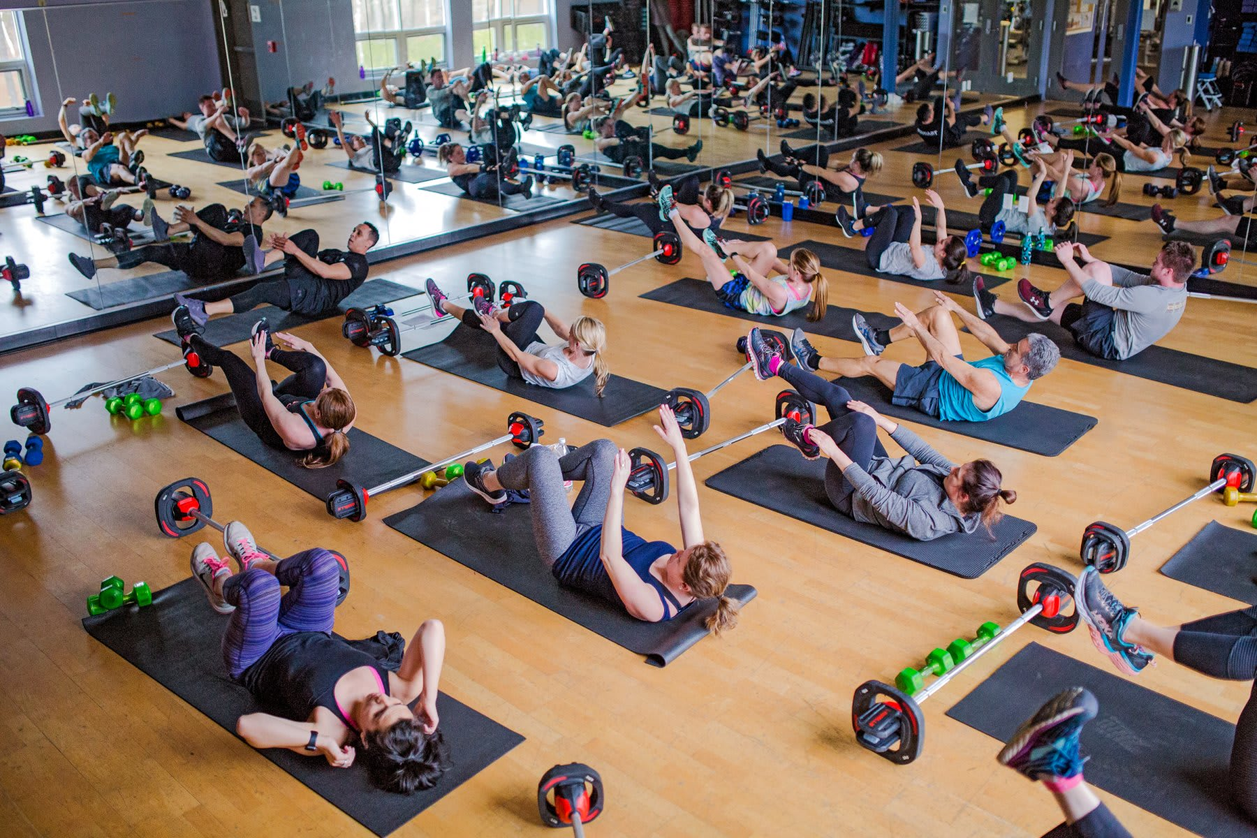 Group Exercise Classes image
