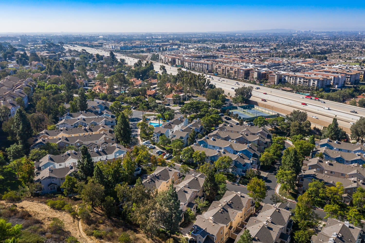 Stunning Scripps Ranch Townhome photo