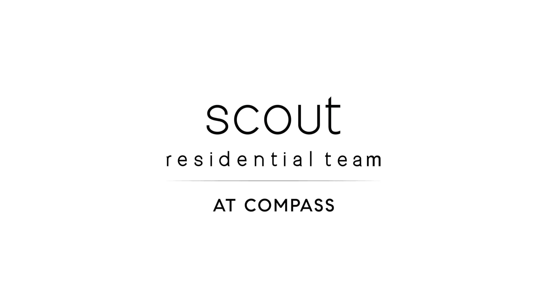 The Scout Residential Team Mission