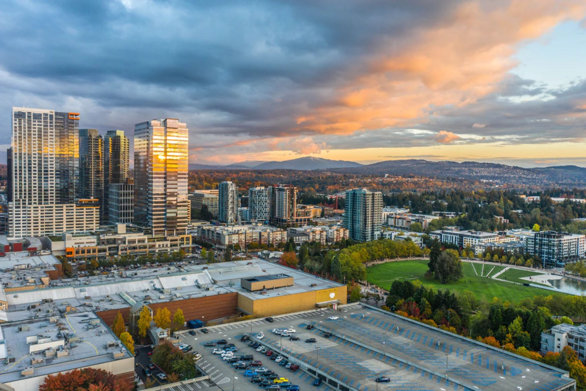 From Bellevue to Mercer Island: Which Washington Community is Right For You?