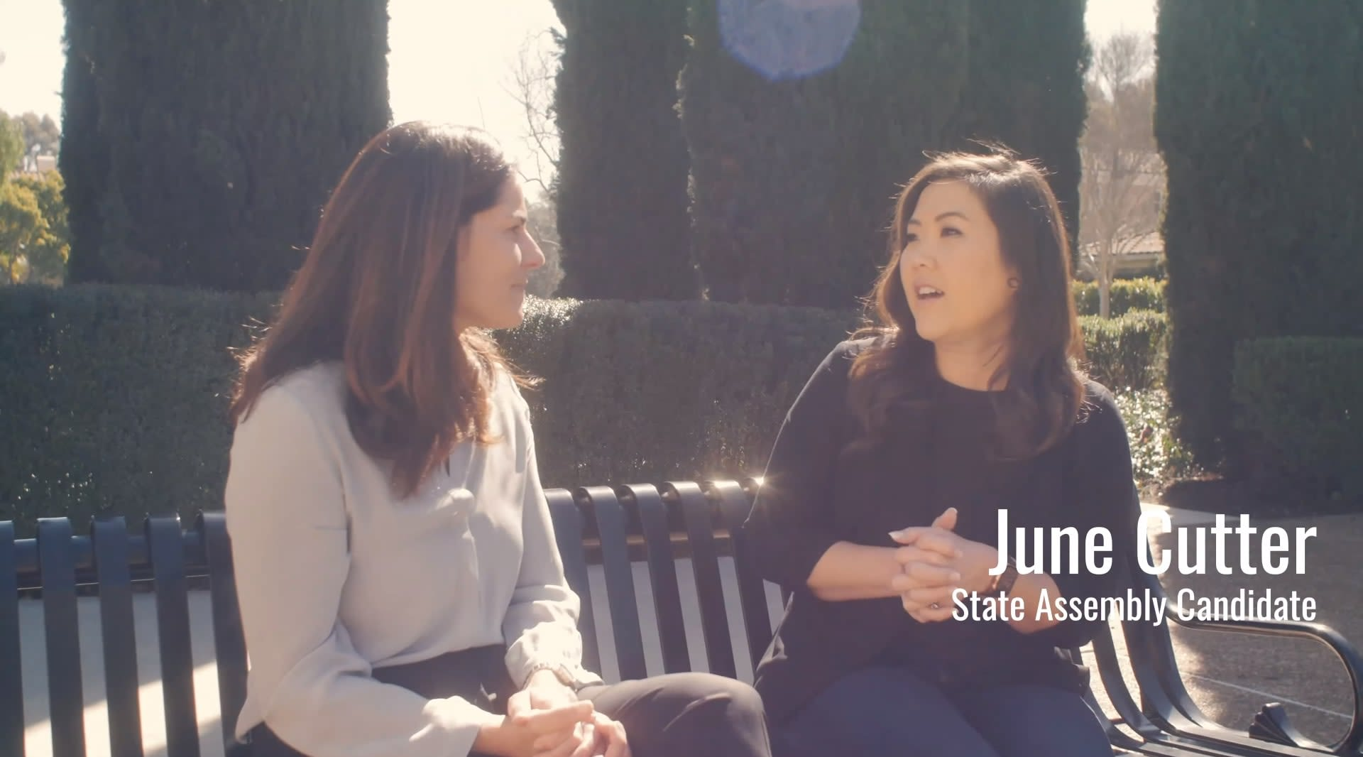 San Diego Real Estate: June Cutter: CA State Assembly Candidate video preview