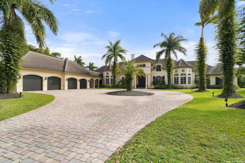 Former Miami Dolphins Player Sells Southwest Ranches Home to NBA Player's Firm