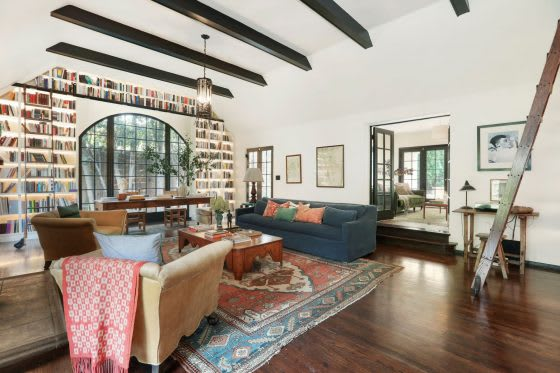 The Cover is Not the Book | 5 Homes with Handsome Libraries