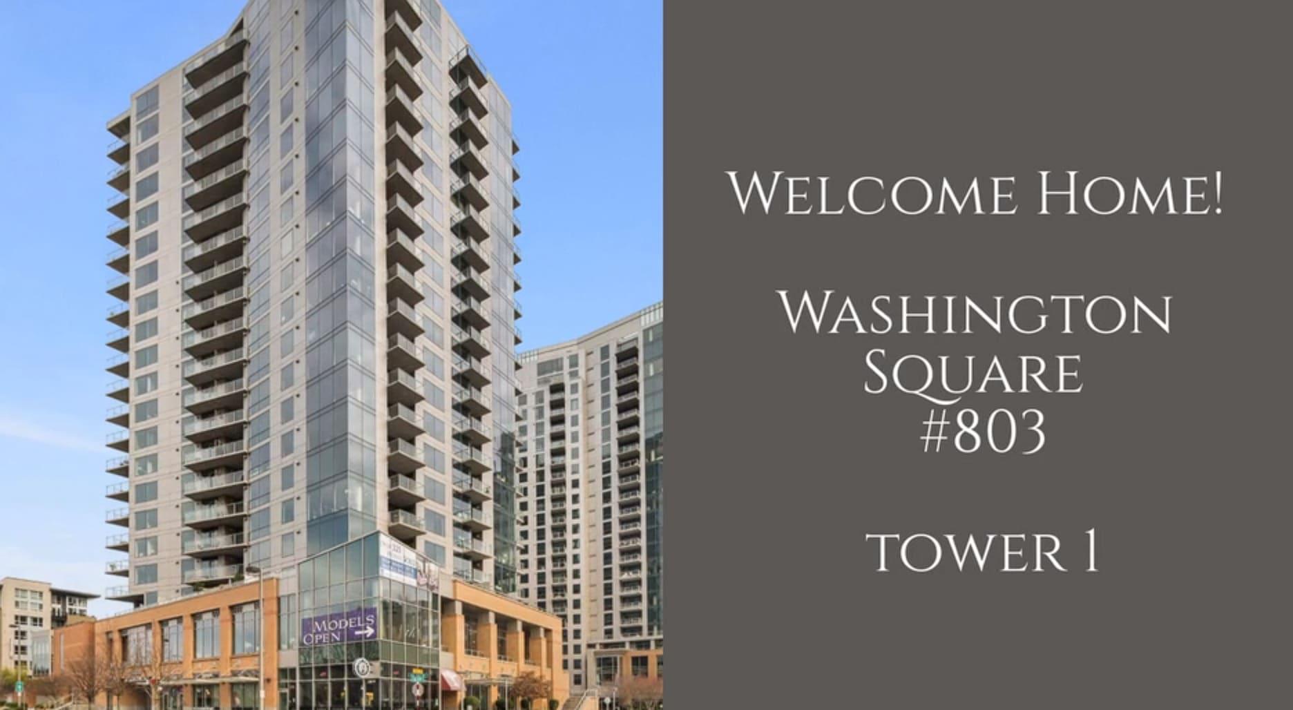Washington Square #803 video preview